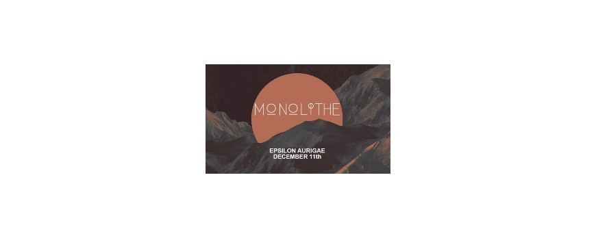MONOLITHE stream 'Epsilon Aurigae' in its entirety