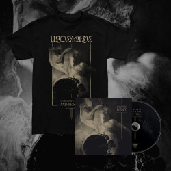 Ulcerate - Stare Into Death And Be Still CD + T-Shirt