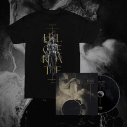Ulcerate - Stare Into Death And Be Still T-Shirt + CD