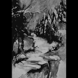 Paysage d'Hiver - Winterkälte