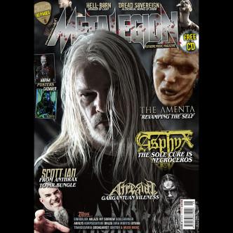 Metalegion - Issue 8
