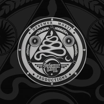 Debemur Morti - Logo (Pin)