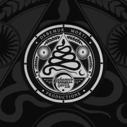 Debemur Morti - Logo (Patch)