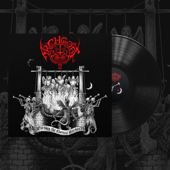 Archgoat - Worship The Eternal Darkness