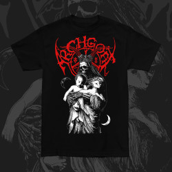 Archgoat - Tribulation Of The King Of Worms (Men)