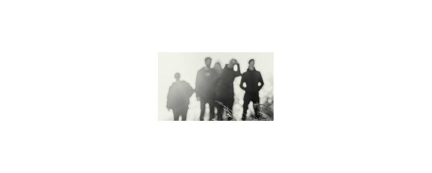 """WHITE WARD reveal """"Stillborn Knowledge"""" video"""