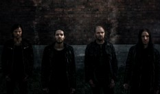 THENIGHTTIMEPROJECT sign with Debemur Morti Productions