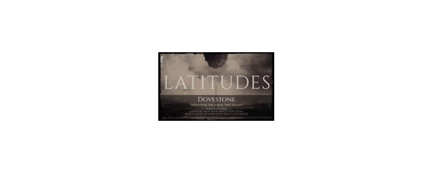 """LATITUDES - new single """"Dovestone"""" revealed"""