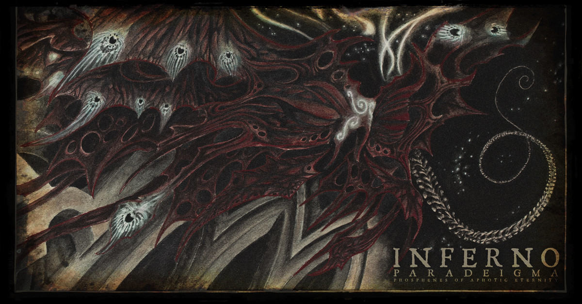 """INFERNO - """"PARADEIGMA"""" out now!"""