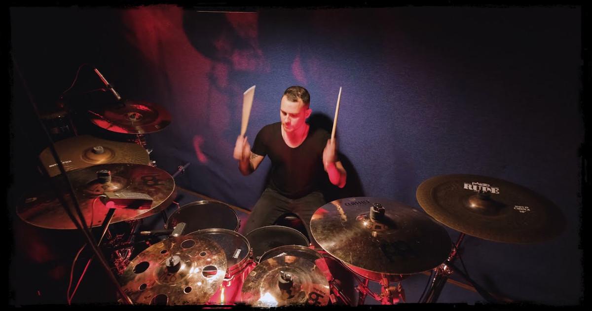 WHITE WARD - Drum Playthrough