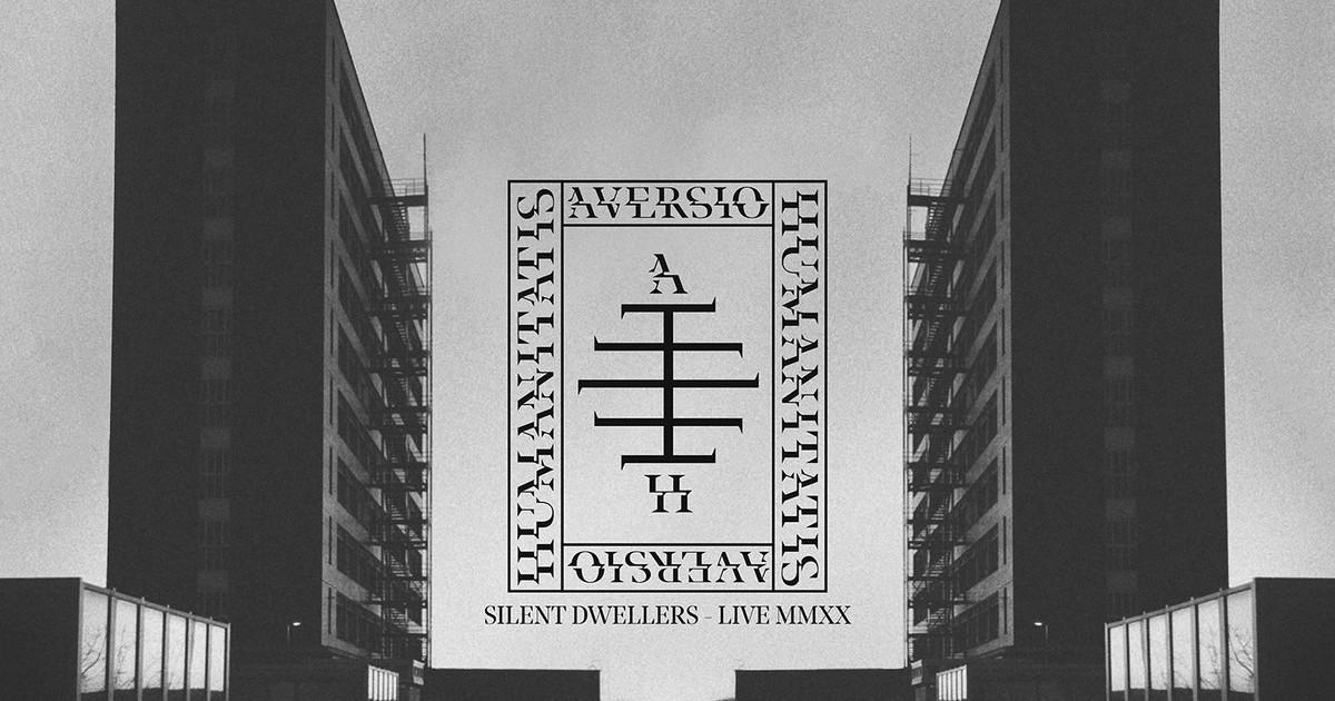 AVERSIO HUMANITATIS - Live Album & Vinyl Repress