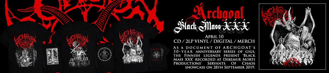 Black Mass XXX